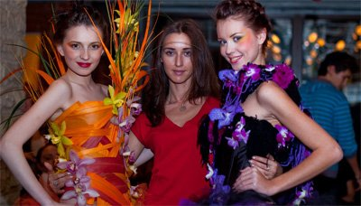Fashion вечеринка DHL
