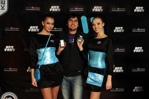 Dj GRAD (Москва) и ТАШ (Comedy Club)