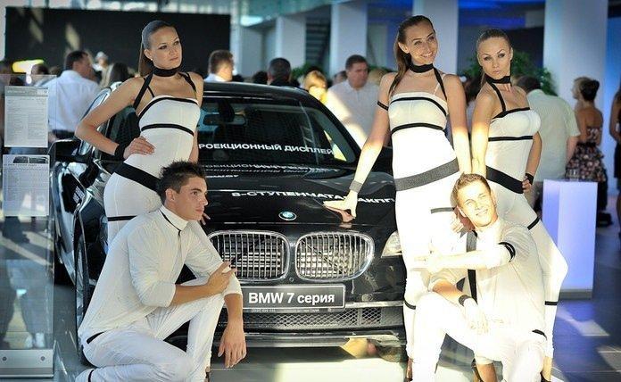 В Оренбурге открылся первый официальный дилерский центр BMW