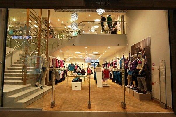 18 августа в Санкт- Петербурге прошло открытие магазина adidas women