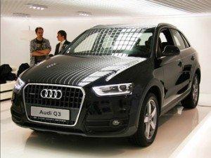 Audi Q3 в Самаре