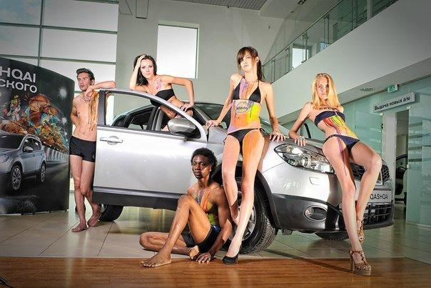 Photoworks для Nissan