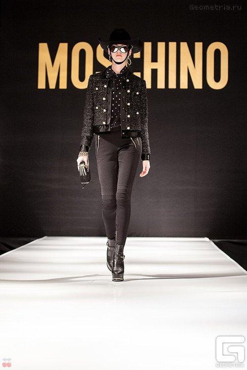 Праздник в честь открытия бутика Moschino в Самаре.