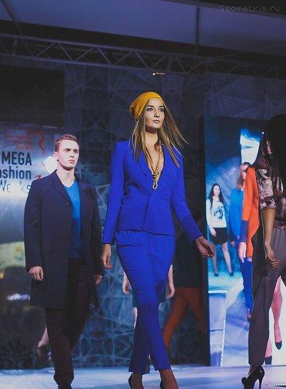 Модные Недели в МЕГЕ
