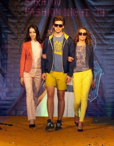 Fashion night в Саратове