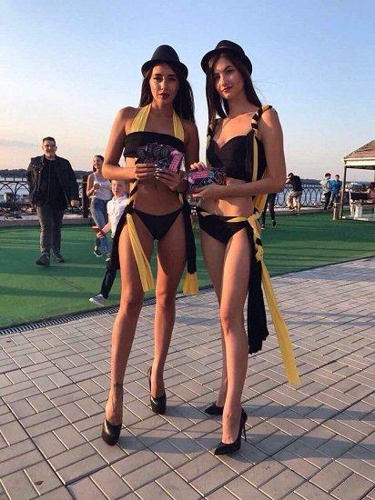 """Модельное агентство """"Strekoza Models"""" на мероприятиях модного Самарского заведения """"Boathouse"""""""